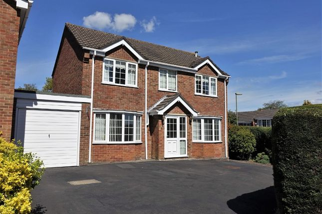 Thumbnail Detached house for sale in Armada Drive, Hythe, Southampton