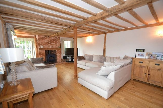 Thumbnail Detached house for sale in Gambles Green, Terling, Chelmsford, Essex