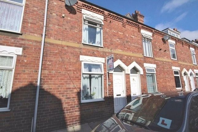 Thumbnail Terraced house to rent in Carter Street, Goole