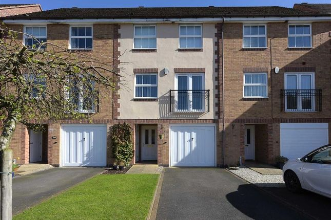 Thumbnail Town house for sale in Kenrose Mill, Kinver, Stourbridge, West Midlands