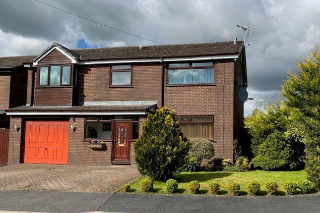 Thumbnail Detached house for sale in Burnside, Edenfield, Ramsbottom