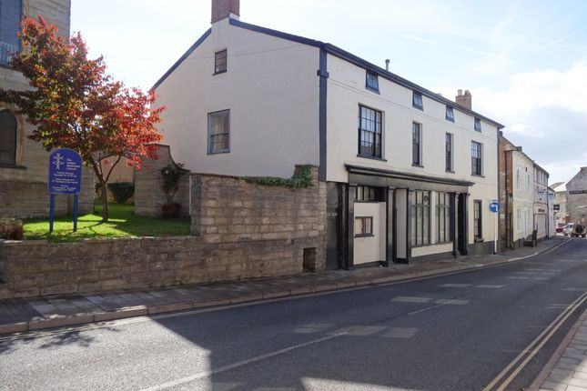 Thumbnail Land for sale in Development Opportunity For 11 Flats, Chard Street, Axminster