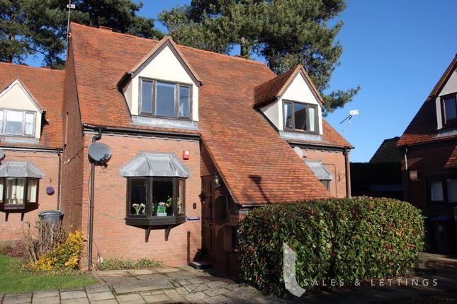 2 bed terraced house for sale in Atcheson Close, Studley B80