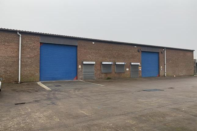 Thumbnail Industrial to let in Units 5 & 6, Manby Road Industrial Estate, Immingham, North East Lincolnshire