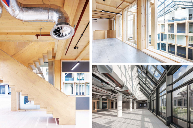 Thumbnail Office to let in East India Dock, London