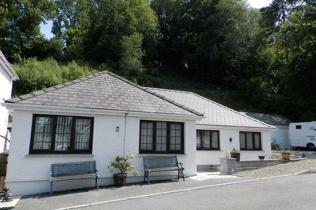 Thumbnail Detached bungalow for sale in Carmarthen Road, Newcastle Emlyn