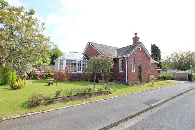 Thumbnail Detached bungalow for sale in 1 Oak Park, Brampton, Cumbria