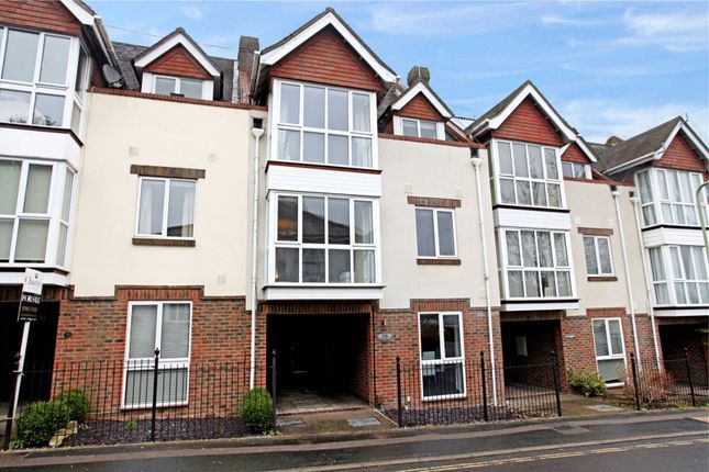 Thumbnail Terraced house to rent in Southgate Villas, St. James Lane, Winchester, Hampshire