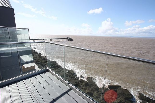Thumbnail Terraced house for sale in Marine Place, Clevedon