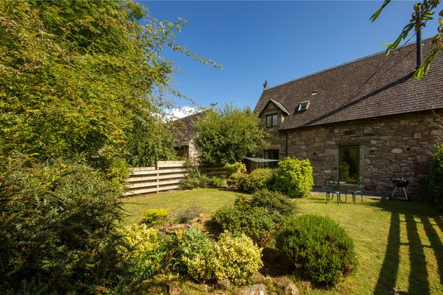 Thumbnail End terrace house for sale in Granary Cottage, Keltneyburn, Aberfeldy, Perth And Kinross