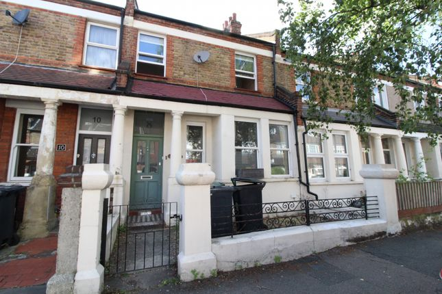 Thumbnail Terraced house to rent in Lessing Street, London