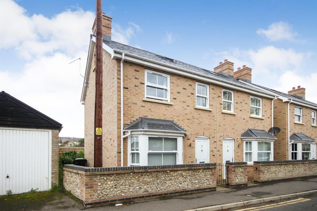 End terrace house to rent in Paddock Street, Soham, Ely