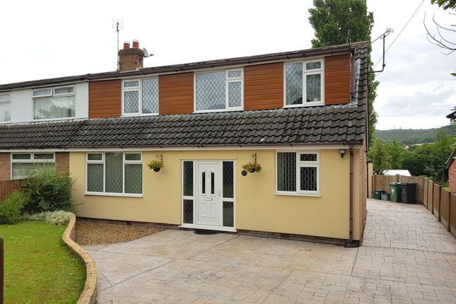 Thumbnail Semi-detached house for sale in Proffits Lane, Helsby, Frodsham