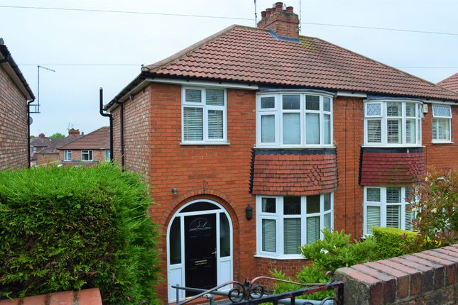 Thumbnail Semi-detached house to rent in Southlands Road, York