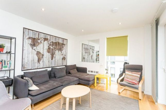 Thumbnail Flat for sale in East Parkside, Greenwich, London