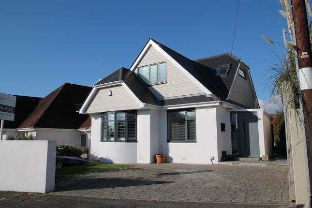Thumbnail Property for sale in Woodstock Road, Whitecliff, Poole