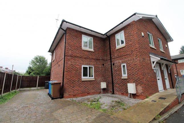Thumbnail Semi-detached house to rent in Royle Green Road, Northenden