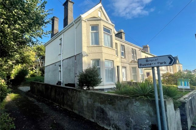 1 bed flat to rent in 27 Carlyon Road, St Austell, Cornwall PL25