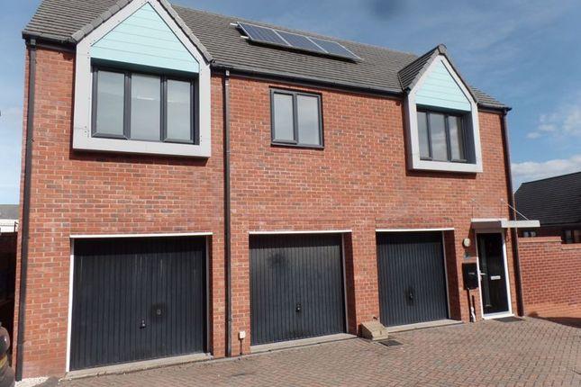 2 bed flat to rent in Tilleys Close, Lightmoor, Telford TF4