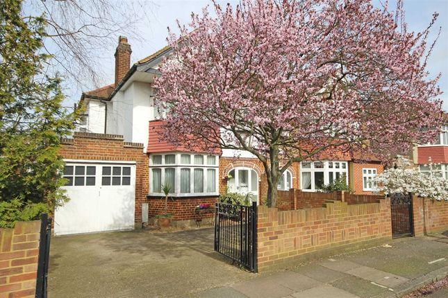 Thumbnail Semi-detached house for sale in Bryanston Avenue, Whitton, Twickenham