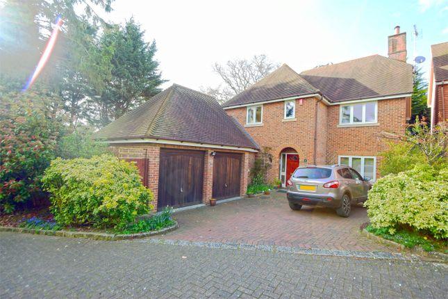 Thumbnail Detached house for sale in Culrose Court, Hertford Road, Stevenage, Hertfordshire