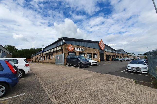 Thumbnail Warehouse for sale in Unit 6, Roundwood Industrial Estate, Ossett, West Yorkshire