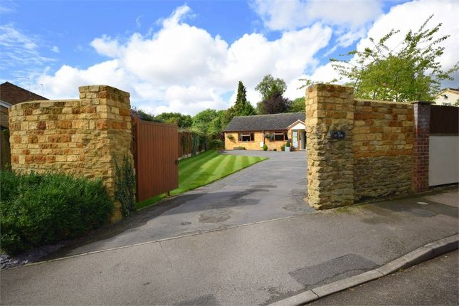 Thumbnail Detached house for sale in Bailey Brooks Lane, Roade, Northampton