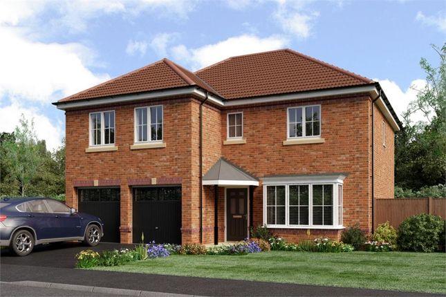"Thumbnail Detached house for sale in ""Jura"" at Sophia Drive, Great Sankey, Warrington"