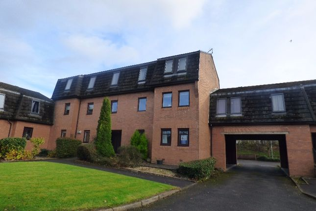Thumbnail 1 bed flat to rent in Mahon Court, Moodiesburn, North Lanarkshire