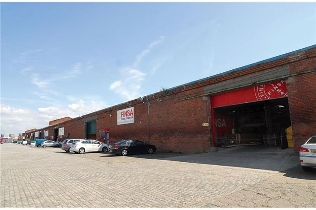 Thumbnail Warehouse to let in West Float Industrial Estate, Dock Road, Wallasey, Cheshire, UK