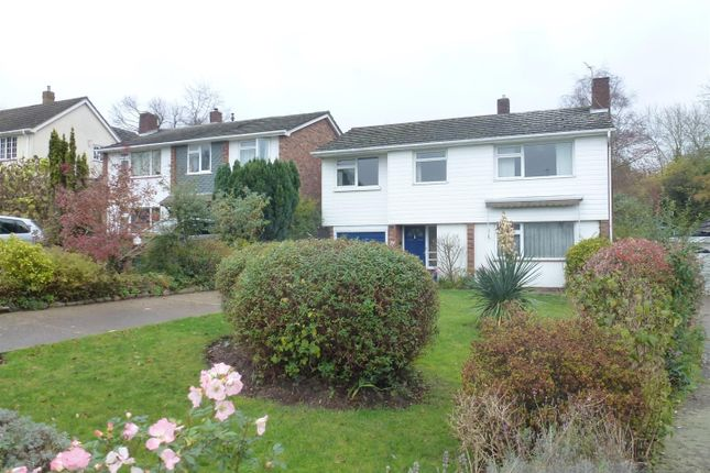 Thumbnail Detached house to rent in Cranleigh Rise, Norwich