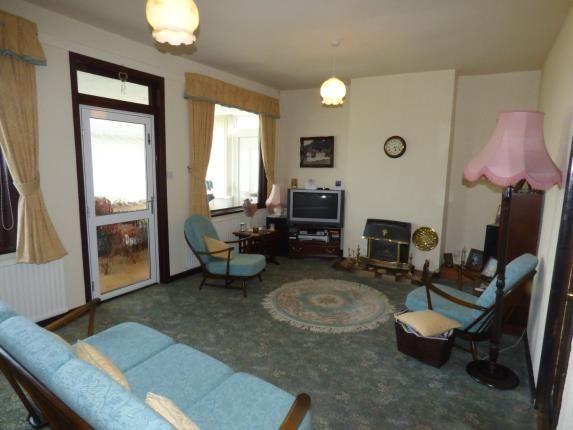 Lounge of New Road, Brynteg, Wrexham, Wrecsam LL11