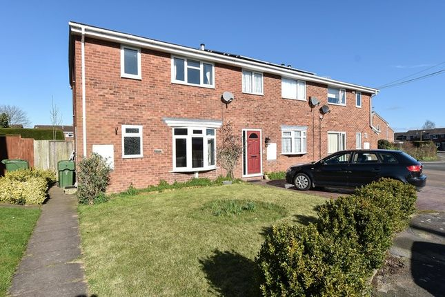 Thumbnail End terrace house for sale in Deansway, Bromsgrove