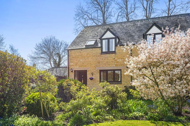 Thumbnail End terrace house for sale in The Lanes, Bampton, Oxfordshire