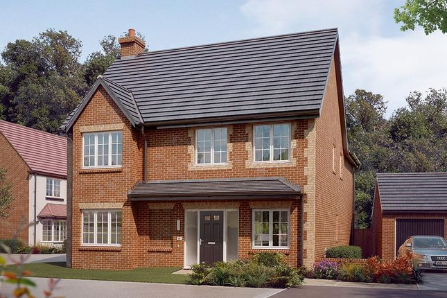 "Thumbnail Detached house for sale in ""The Durham"" at Woburn Sands Road, Bow Brickhill, Milton Keynes"