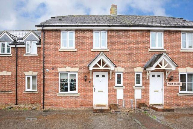 Thumbnail Terraced house to rent in Hornbeam Road, Trowbridge
