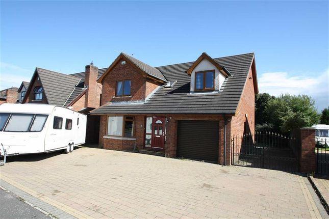 Thumbnail Detached house for sale in Edengrove Park, Ballynahinch, Down