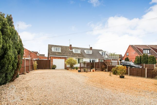 Thumbnail Property for sale in Norwich Road, Costessey, Norwich