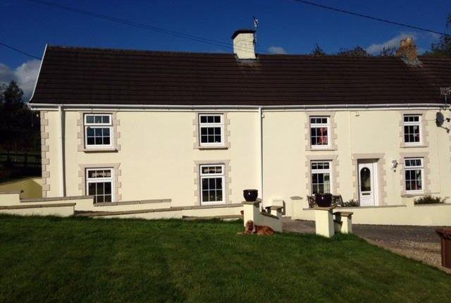 Thumbnail Property for sale in Berllangron Cottage, Cwmgelli, Blackwood
