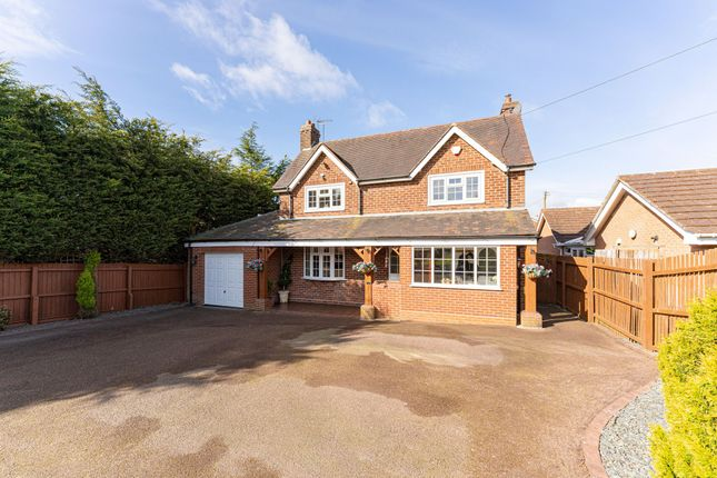 4 bed detached house for sale in Icknield Street, Church Hill North, Redditch B98