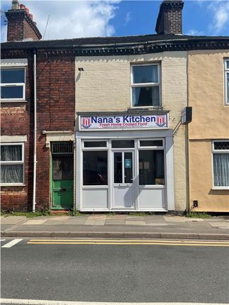 Thumbnail Land for sale in Lonsdale Street, Stoke-On-Trent, Staffordshire
