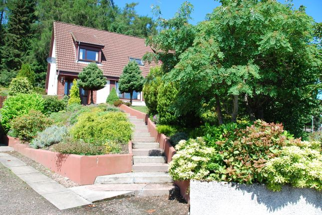 Thumbnail 5 bed detached house to rent in 1A Balnafettack Road, Inverness