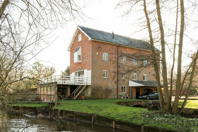 Thumbnail Detached house for sale in Mill Road, Riseley, Reading