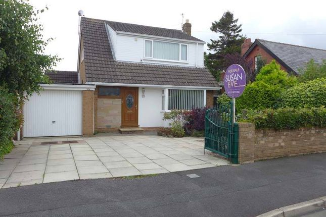 Thumbnail Detached house for sale in Rossendale Avenue South, Thornton-Cleveleys