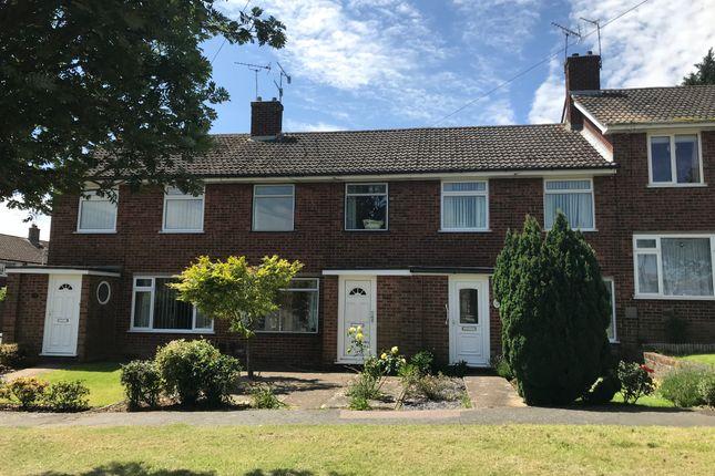 Thumbnail Terraced house to rent in Cradlebridge Drive, Willesborough, Ashford, Kent