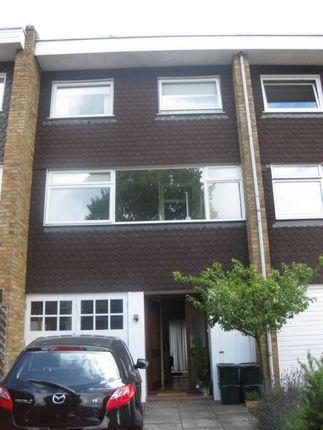 Thumbnail Town house to rent in Milton Road, Harpenden