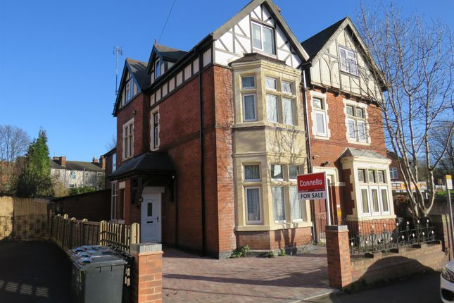Thumbnail Semi-detached house for sale in Russell Street, Dudley