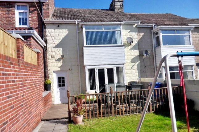 Thumbnail Terraced house for sale in Newcastle Avenue, Horden, Peterlee