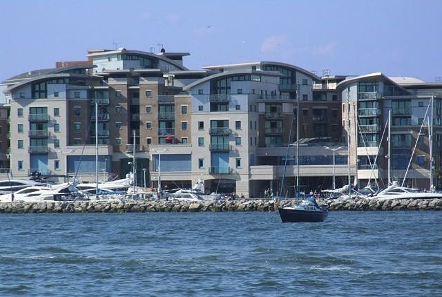 Thumbnail Property to rent in Dolphin Quays, The Quay, Poole