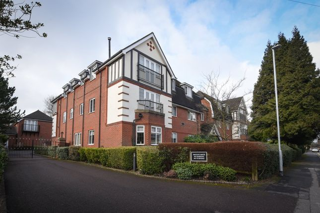 Thumbnail Flat for sale in Burnett Road, Streetly, Sutton Coldfield